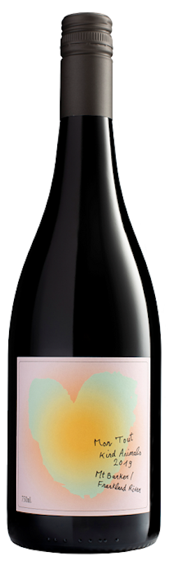 Mon Tout - Kind Animals - Syrah, Pinot Noir and Grenache