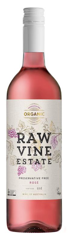 Raw Vine Estate - Preservative Free Rosé