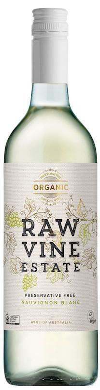 Raw Vine Estate - Sauvignon Blanc
