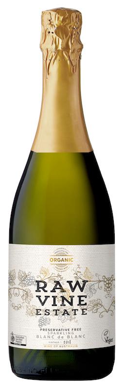 Raw Vine Estate - Sparkling Blanc dr Blanc