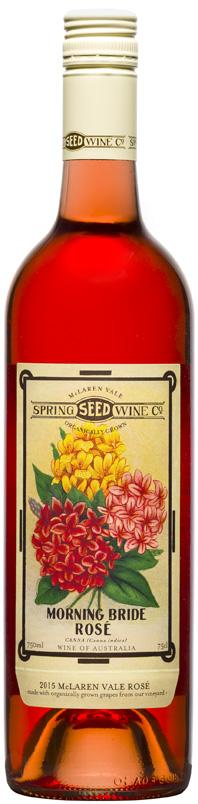 Spring Seed - Morning Bride Rose