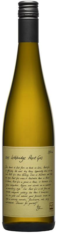 Lethbridge - Pinot Gris